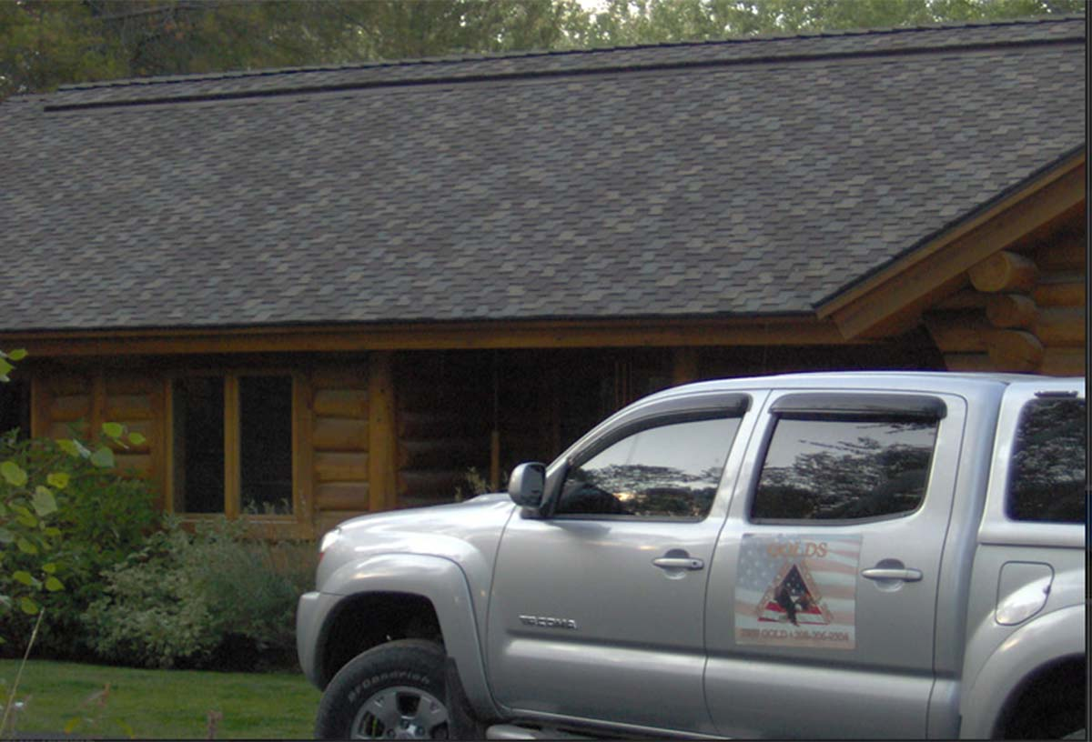 Golds North Fork Roofing