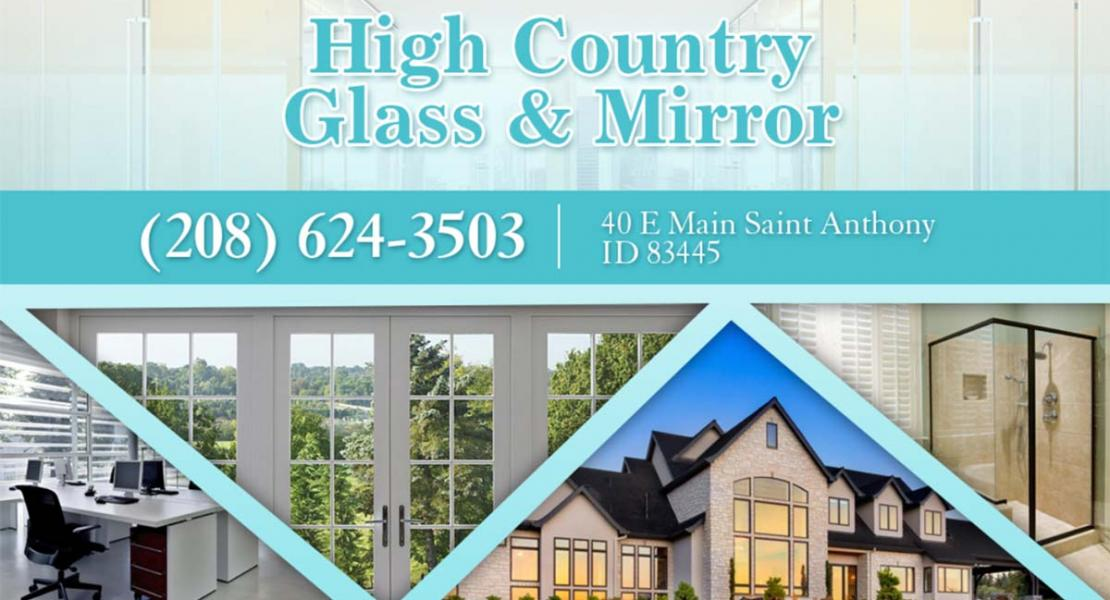 High Country Glass & Mirror